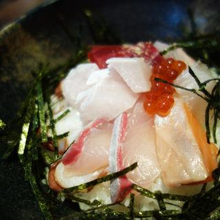 海鮮丼(北海 ひがし)