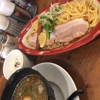 トリ塩つけ麺(ラーメン ロケットキッチン )