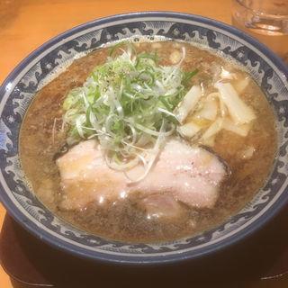煮干しそば(麺屋 八海山 )