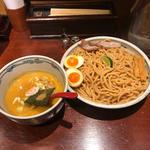 特製つけ麺(麺屋六三六 大阪総本店)