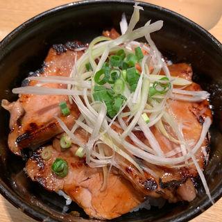 ローストポークジンジャー丼(麺屋 一燈 (いっとう))