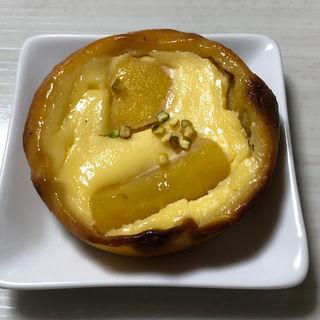 りんごのチーズタルト(ゴジュウニチョウメベーカリー (52CHO-ME BAKERY))