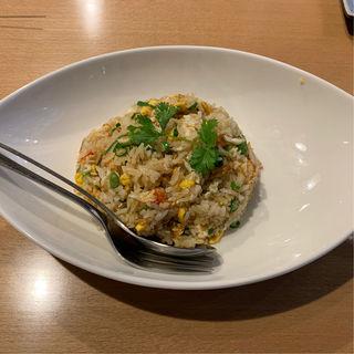 ジャスミンライス蟹入り焼飯(ベトナム料理 アンナム)