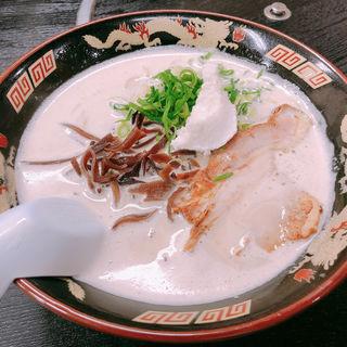 どろラーメン(ぎょらん亭 本店)