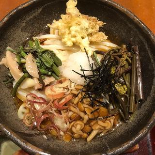 山菜おろしうどん(うどん棒 大阪本店 )