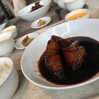 熟成黒豚の酢豚(CINA New Modern Chinese(チーナ ニュー モダン チャイニーズ))