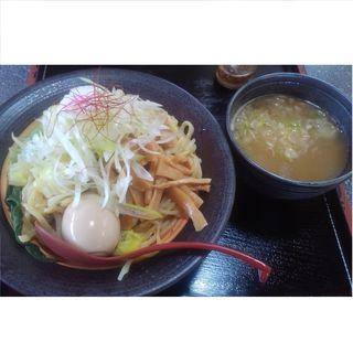 節豚濃厚つけ麺(ラーメン天狗山 総本家 )