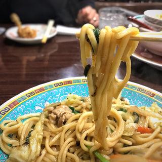 皿うどん(中華 万里)
