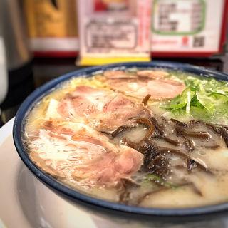 ラーメン(しばらく 西新店 )