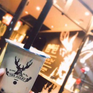 ロイヤルミルクティータピオカ(THE ALLEY 代官山店)