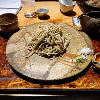 もり蕎麦(大盛り)