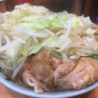 小ラーメン(ラーメン二郎 八王子野猿街道店 2 )