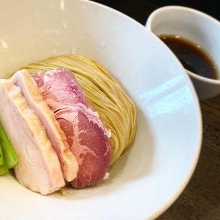 大和肉鶏の淡麗つけそば(麺や福はら)