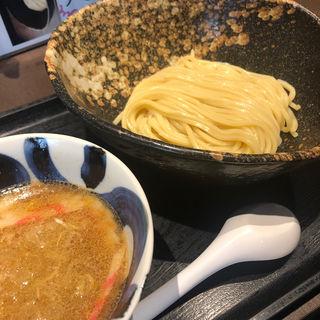 ゆず風味つけ麺(三ツ矢堂製麺 狛江店 (ミツヤドウセイメン))
