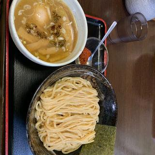 メンマ塩つけ麺(喜奴屋 (きどや))