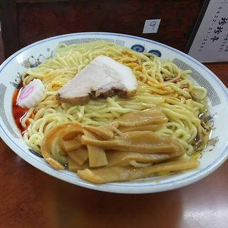 油そば(元祖店)、ラーメン、炒飯(珍々亭 (珍珍亭 ちんちんてい))