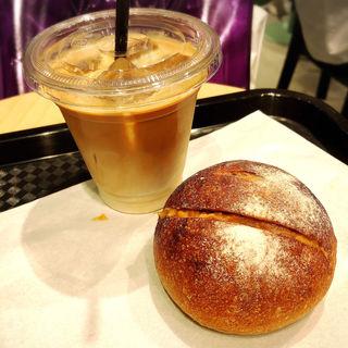 まるパン ピーナッツバター&ラズベリー(LOFT foodlab)