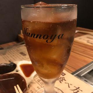 ジンジャーエール(やきにく萬野 ルクア大阪店)