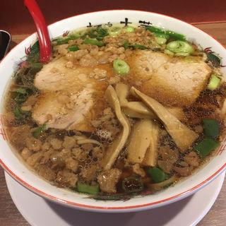 中華そば(麺や太華 横浜橋店 )