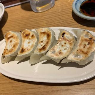 あごだし焼き餃子 ニンニクあり(さんじ)