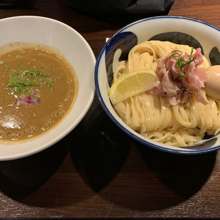 純濃煮干つけ麺(志奈そば 田なか セカンド (Shinasoba Tanaka second))