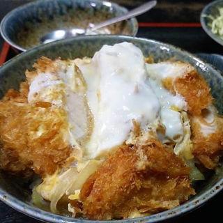 カツ丼(かつどん家 (かつどんや))