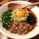 鶏ポタンタン麺