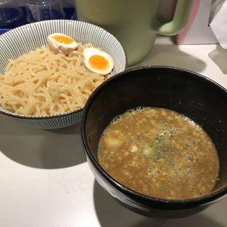 魚介とんこつカレーつけ麺(麺屋錦 新橋 )