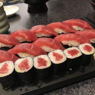 鉄火細巻(すしざんまい 有楽町店 )