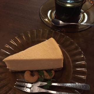 チーズケーキ(izakaya rutubo)
