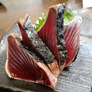 かつおたたき(明石八 江坂店)
