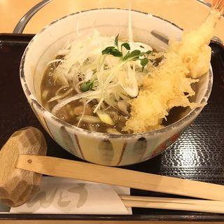 カレーうどん(銀座 木屋 有楽町店)