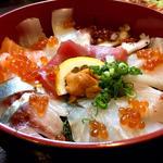 海鮮丼定食(ランチ)