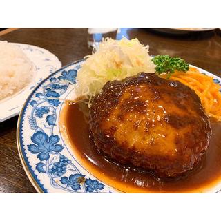ハンバーグステーキ(重亭)