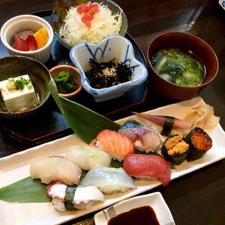 寿司定食(ランチ)(旬味旬菜 大和)