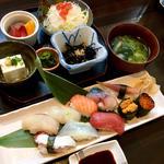 寿司定食(ランチ)
