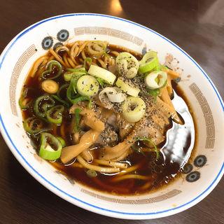 富山ブラックラーメン(麺家 いろは  CiC店)