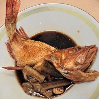 キンキの煮付け(魚市)