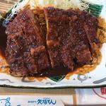みそカツ(矢場とん 矢場町本店 (やばとん))