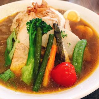 朝倉スープカレー