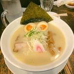 鶏白湯ラーメン(麺蔵 もみじ )