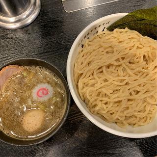 特製梅香る煮干つけ麺(江戸前煮干中華そば きみはん 五反田店 )