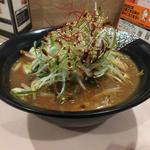 八丁味噌野菜炒めラーメン