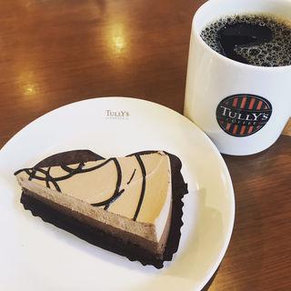 3種のショコラシブースト(タリーズコーヒー 淡路町店 )