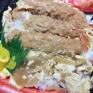 だし香る えび丼(ディナーベル ススキノ南7条店)