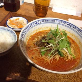担々麺セット(燕酒家 )