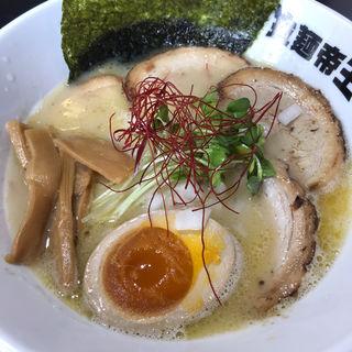 鶏そばチャーシュー(拉麺帝王 )