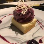 チーズケーキ(オペレッタ ピザ アンド シーフード 丸の内トラストタワー店 (operetta Pizza&Seafood))