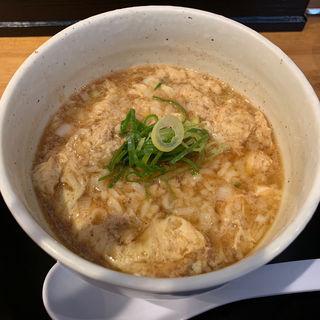 女将雑炊(つけ麺注文のみ)(清麺屋)