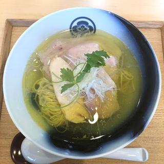 塩らぁ麺(らぁ麺屋 飯田商店 )